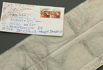 Brief und Bild von Ingo R.