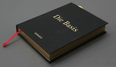 Buchtitel von die Basis Homerus Verlag Kochbuch