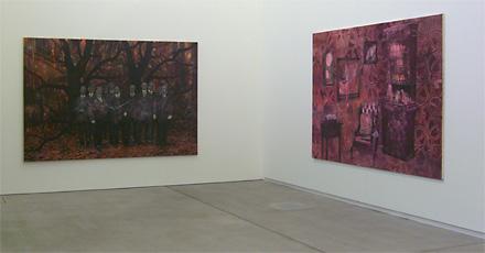 Blick in die Ausstellung, Bilder von Miriam Vlaming