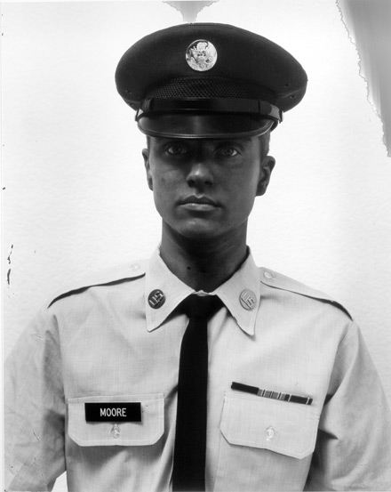 Collier Schorr, US Soldier, 2004