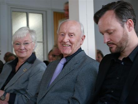 Elisabeth Hengge, Felix Hengge, Magnus Hengge