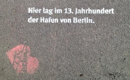 Spuren des Mittelalters zur 775 Jahrfeier in Berlin