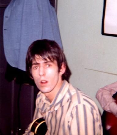 <br />Keith Richards, Mai 1965 auf der 2. US-Tourneee