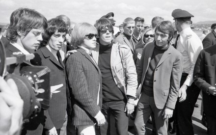 <br />The Rolling Stones 1965 in Oslo